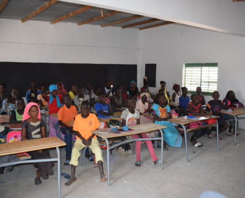 Niofar - Ecole Elementaire Croisement Peulga